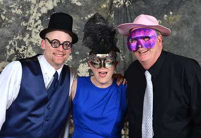 Roanoke Wedding Photo-Booth