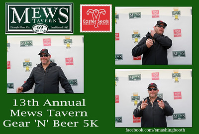 Gear and Beer 5K at the Mews Tavern