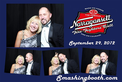 Narragansett Firefighters' Ball
