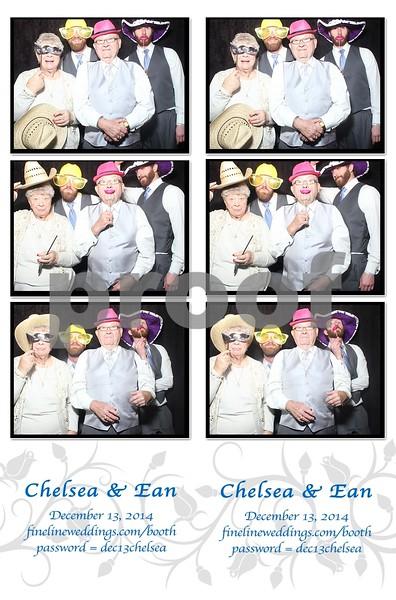 Chelsea & Ean - 12.13.14