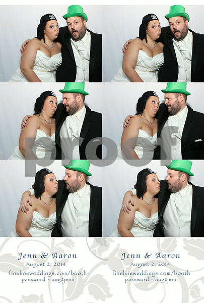 Jenn & Aaron - 8.2.14
