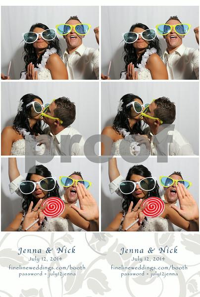 Jenna & Nick - 7.12.14