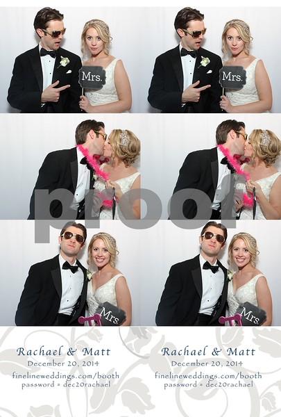 Rachael & Matt - 12.20.14