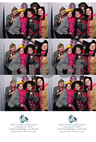 Three Rivers Orthopaedic & Spine 2013 Annual Celebration - 1.10.14