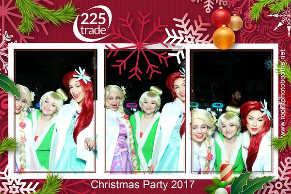 225 Trade's Christmas Party  12.3.2017