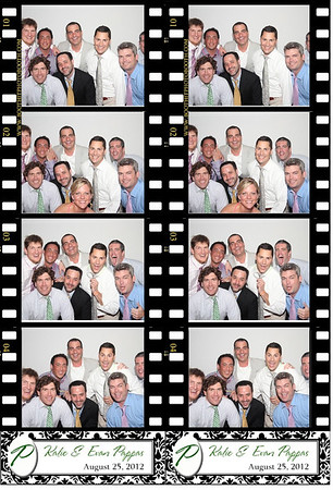 Pappas Wedding Photo Booth 8.25.12