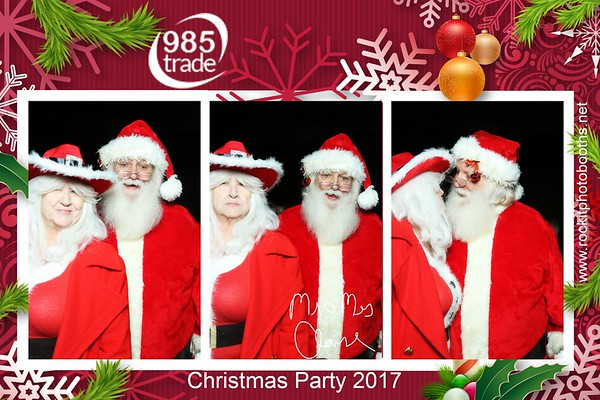 985 Trade's Christmas Party  12.6.2017
