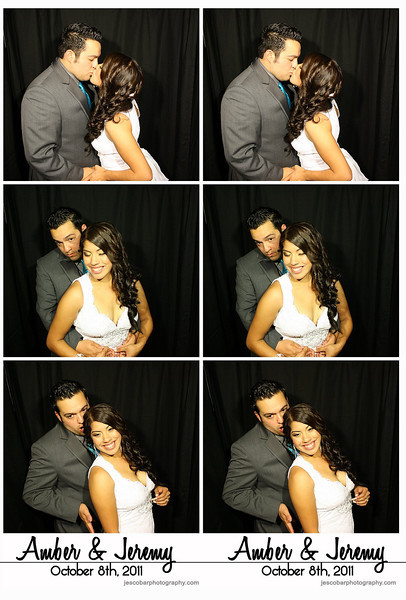 Amber & Jeremy Photo Booth