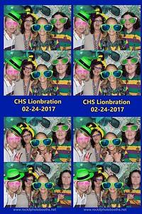 CHS Lionbration 2.24.2016
