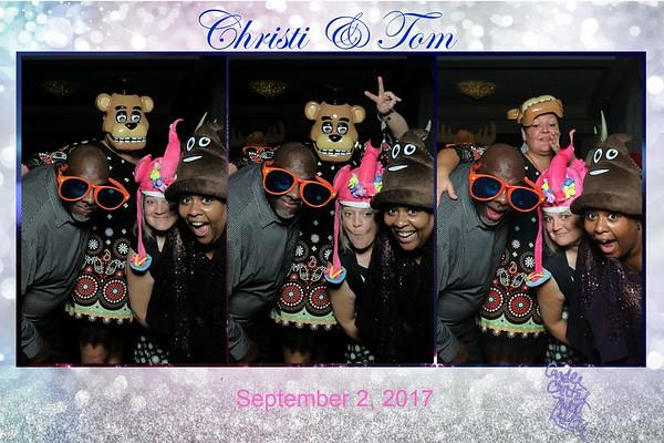 Christi and Tom