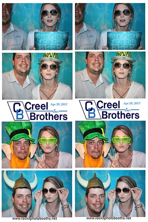 Creel Brother's Family Day  4.29.2017