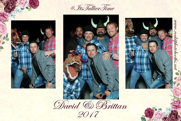 David & Brittan  12.1.2017