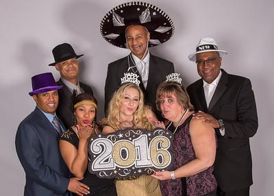 2016 DoubleTree New Years Celebration