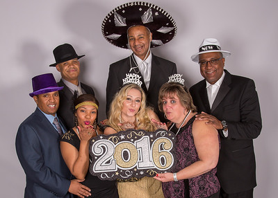 2016 DoubleTree New Years Celebration