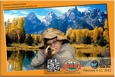 Eastern Sports & Outdoors Show 2012, Photo Booth