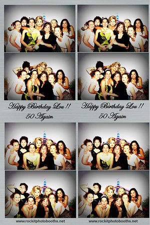 Elaine's 50th Birthday Party