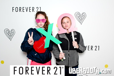 Forever 21 In-Store Sorority Event 2013