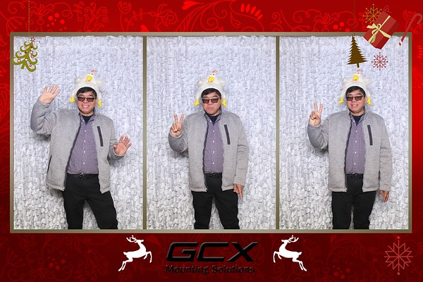 GCX Holiday Party 2017