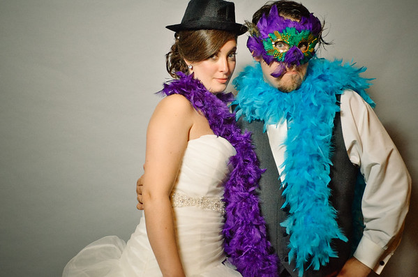 giordano wedding | photo booth | st. mary's cultural center, livonia
