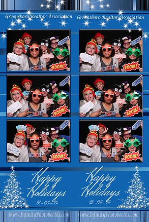 Greensboro Realtor Holiday Party 2014