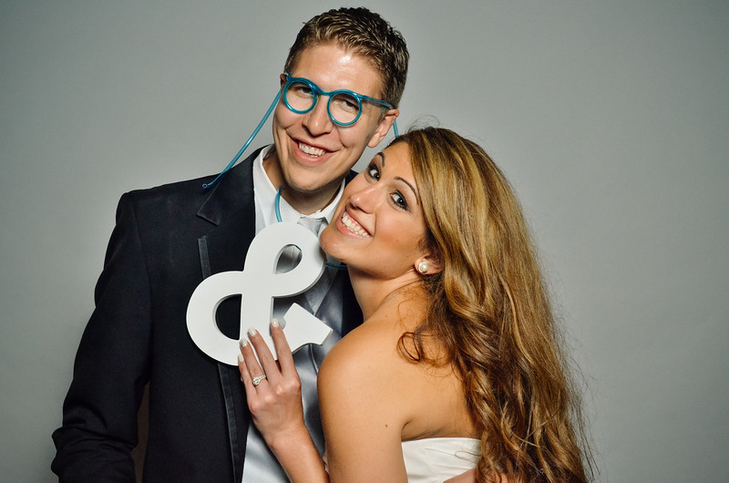 herzog wedding | photo booth | the suburban collection, novi