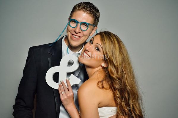 herzog wedding | photo booth | the suburban collection, novi