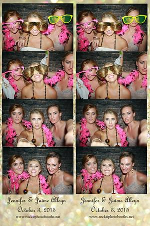 Jennifer & Jaime Alleyn 10.3.15