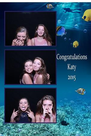 Katy's Graduation Party 2015