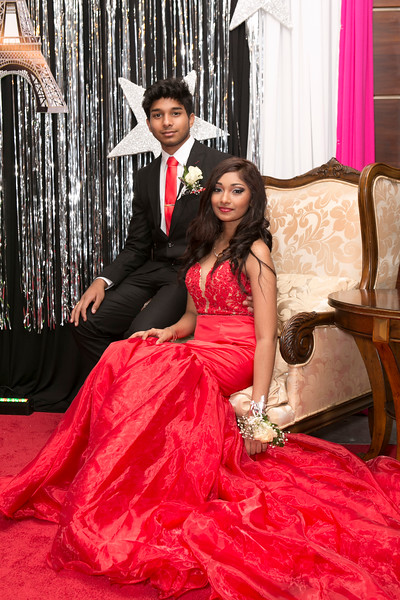 Lakshmi Girls Hindu College - Prom Photobooth