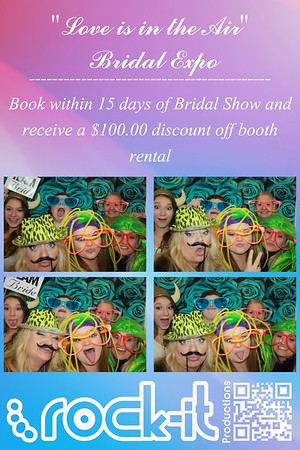 Love is in the Air Bridal Expo.  3.5.2017