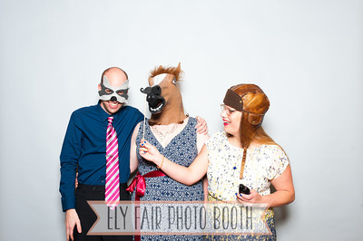 Mannel Moon Photo Booth