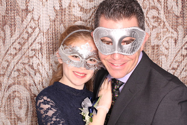 Mary Queen of Peace Father Daughter Dance 1-27-18