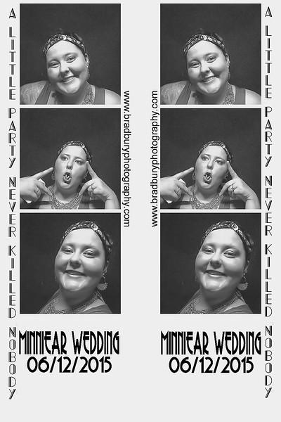 Minniear Wedding - Photo Booth