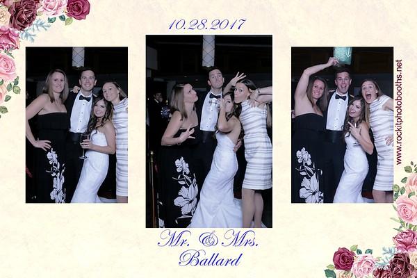 Mr. & Mrs. Ballard  10.28.2017
