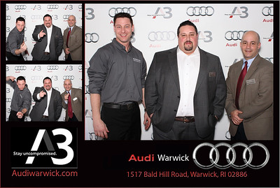 Audi A3 Launch Event