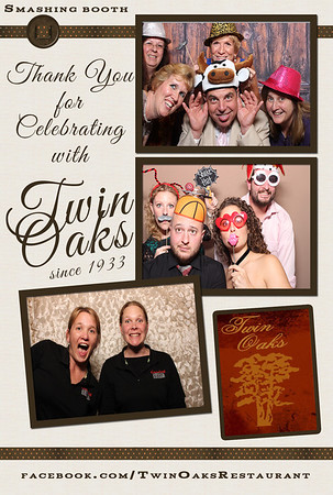 Twin Oaks 80th Birthday Celebration