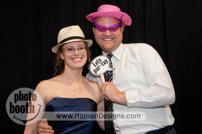 Photo Booth - Nick & Krista wedding