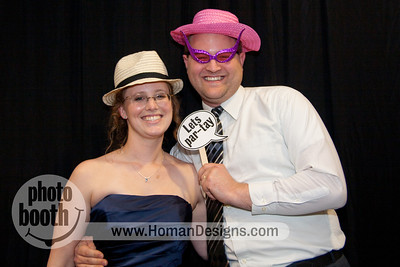 Photo Booth - Nick & Krista wedding
