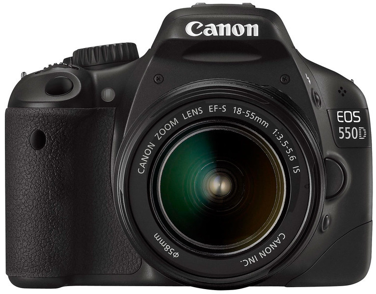 The Camera: An 18MP Canon DSLR with a DIGIC 4 image processor, produces brilliant, high resolution photographs and video at 720p HD (60fps) or 1080p HD (30.fps).