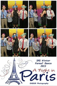 SMS Winter Formal Dance 2015