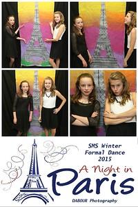 SMS Winter Formal Dance 2015