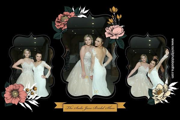 Sadie Jane Bridal Show (Enchanted Mirror Photo Booth)