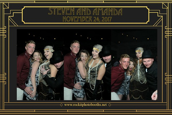 "Steven & Amanda ""Great Gatsby"" Engagement Party  11.25.2017"