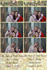 """The Barn of Pearl River """"Tour & Tasting"""" Bridal Review"""