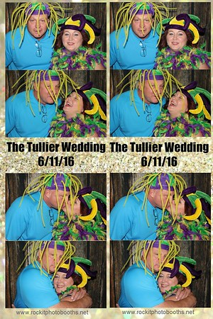 The Tullier Wedding  6.11.2016