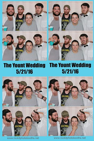 The Yaunt Wedding  5.21.2016