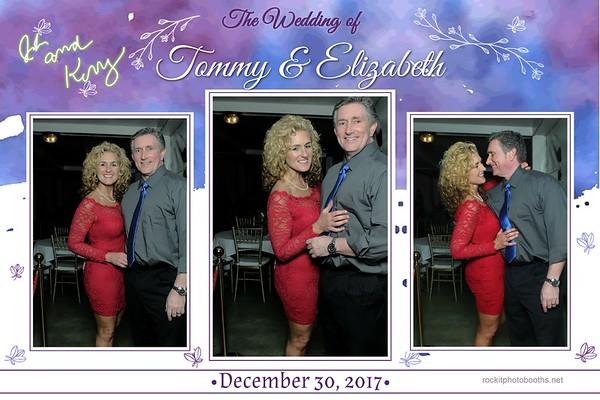 Tommy & Elizabeth Blair December 30, 2017