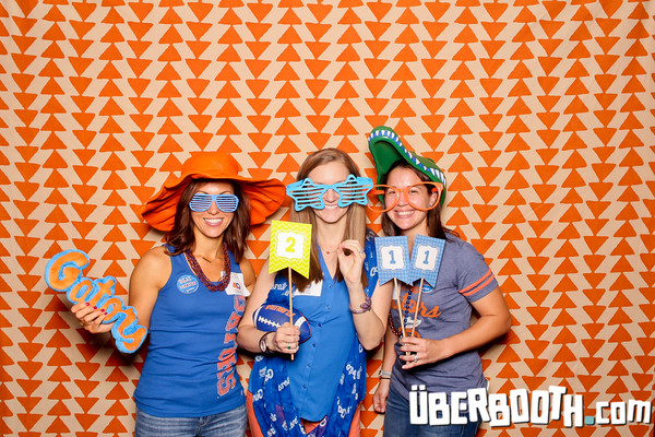 UF CVM Homecoming BBQ Tailgate 2016