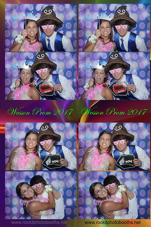 Wesson Prom 2017