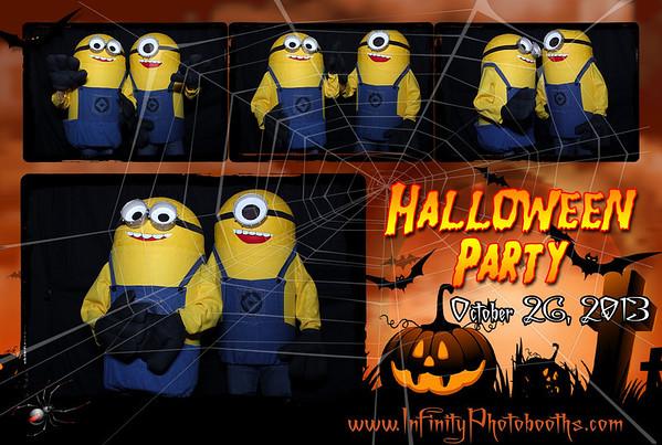 Williford's Halloween Costume Soiree 2013